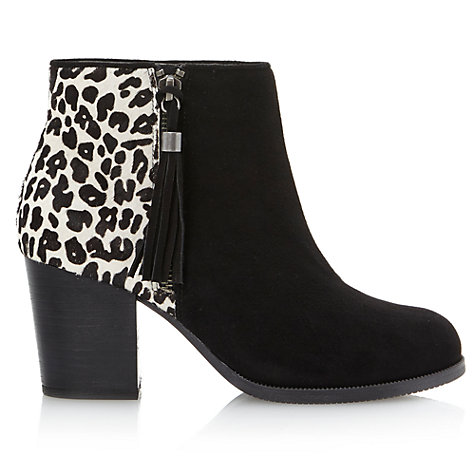 Buy Dune Nod Panel Ankle Boots Online at johnlewis.com