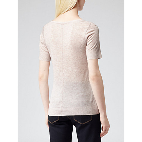 Buy Reiss Klio Short Sleeve T-Shirt Online at johnlewis.com
