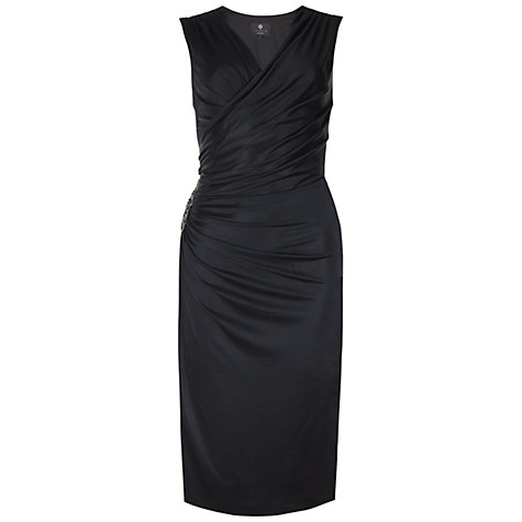 Buy Ariella Alexia Dress, Black Online at johnlewis.com