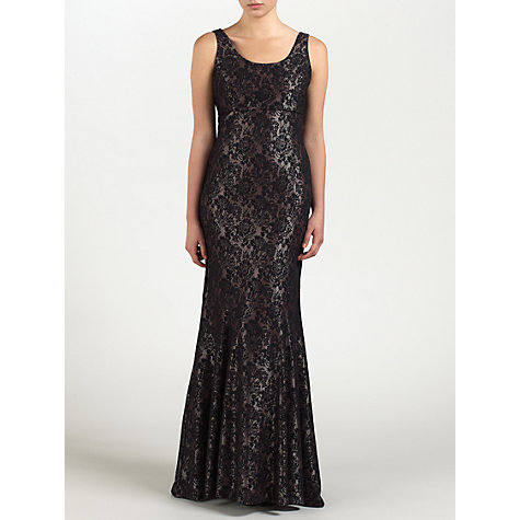Buy Ariella Georgia Lace Long Dress Online at johnlewis.com