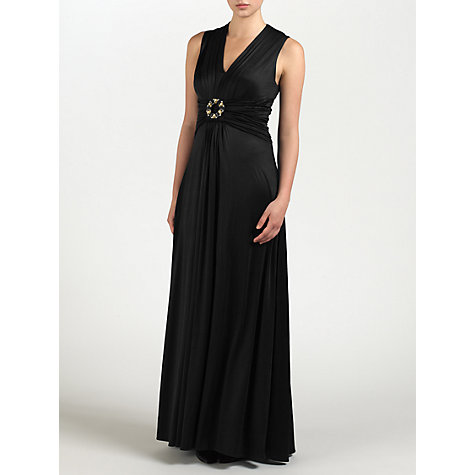 Buy Ariella Emma Dress, Black Online at johnlewis.com