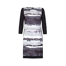 Buy Damsel in a dress Floris Printed Dress, Grey Print Online at johnlewis.com