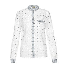 Buy NW3 by Hobbs Mosaic Print Shirt Online at johnlewis.com