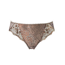 Buy Fantasie Nicola Briefs, Ember Online at johnlewis.com