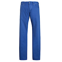 Buy Scotch & Soda Ralston Slim Cut Jeans, Cobalt Blue Online at johnlewis.com