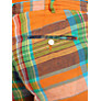 Buy Polo Ralph Lauren Classic Plaid Shorts, Orange Plaid Online at johnlewis.com