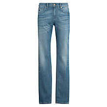 Buy Scotch & Soda Skim Skinny Jeans, Indigo Online at johnlewis.com