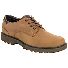 Buy Rockport Northfield Waterproof Suede Derby Shoes Online at johnlewis.com