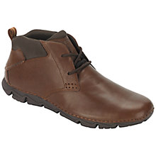 Buy Rockport RocSports Leather Chukka Boots Online at johnlewis.com