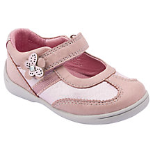 Buy Start-rite Super Soft Amy Shoes, Pink Online at johnlewis.com