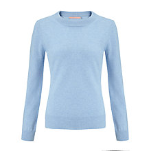 Buy John Lewis Summer Cashmere Crew Neck Jumper Online at johnlewis.com