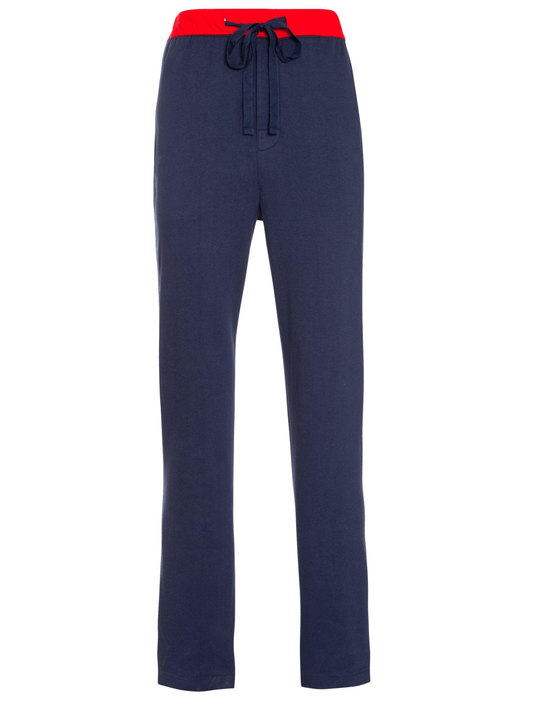 John Lewis Jersey Pyjama Pants, Navy