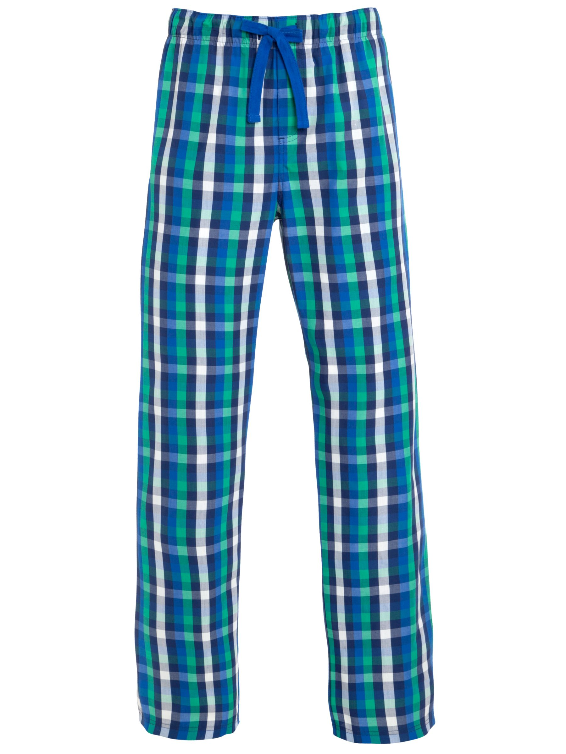 John Lewis Woven Gingham Check Lounge Pants