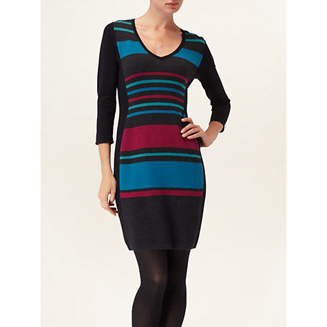 Buy Phase Eight Betty Dress, Multi Online at johnlewis.com