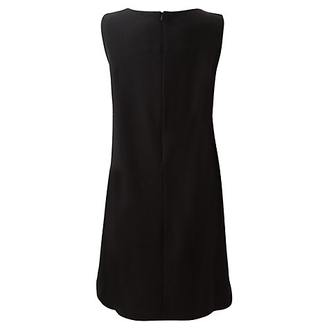 Buy East Crepe Shift Dress Online at johnlewis.com