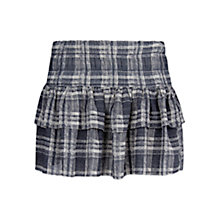 Buy Mango Print Ruffle Skirt Online at johnlewis.com