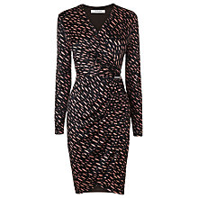 Buy L.K. Bennett Multi Wrap Dress, Multi Online at johnlewis.com