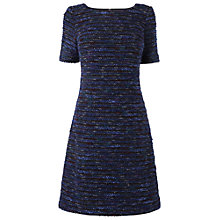 Buy Phase Eight Turner Dress, Navy Online at johnlewis.com