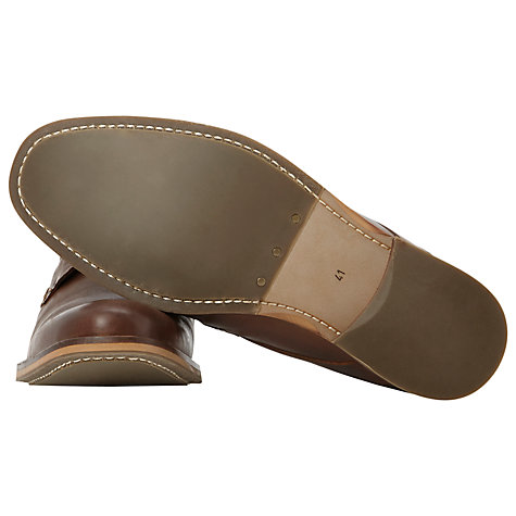 Buy Bertie Chaser Leather Chukka Boots Online at johnlewis.com