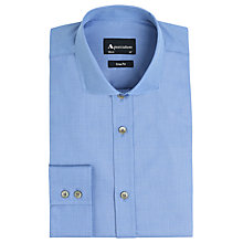 Buy Aquascutum Wilson End on End Long Sleeve Shirt Online at johnlewis.com
