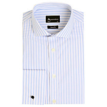 Buy Aquascutum Bold Stripe Long Sleeve Shirt Online at johnlewis.com