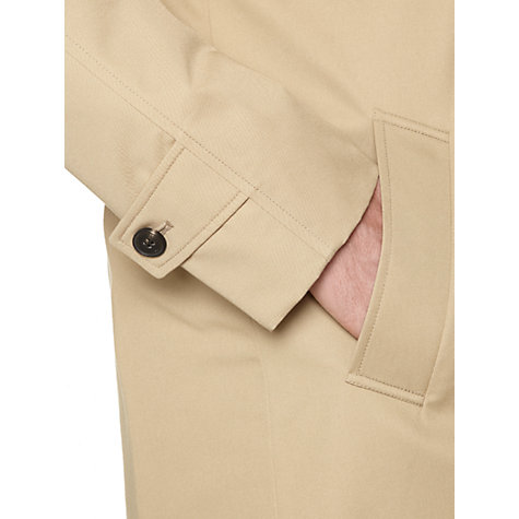 Buy Aquascutum Sheerwater Single Breasted Raincoat Online at johnlewis.com
