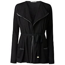 Buy Gérard Darel Wool Cardigan, Black Online at johnlewis.com
