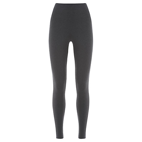 Buy Mint Velvet Marl Leggings, Grey Online at johnlewis.com