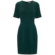 Buy Whistles Blake Dress, Green Online at johnlewis.com
