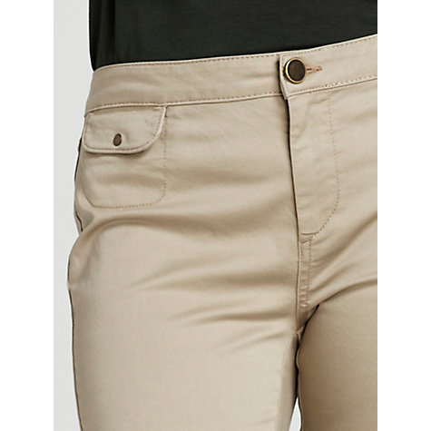 Buy Mint Velvet Jodhpur Jeans, Neutral Online at johnlewis.com