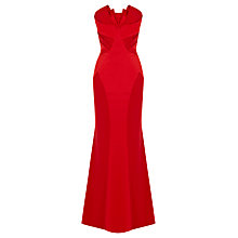 Buy Coast Roxie Maxi Dress, Red Online at johnlewis.com