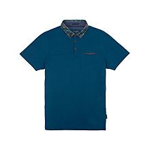 Buy Ted Baker Edging Polo Shirt Online at johnlewis.com