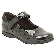 Buy Clarks Breena Toes Shoes, Black Online at johnlewis.com