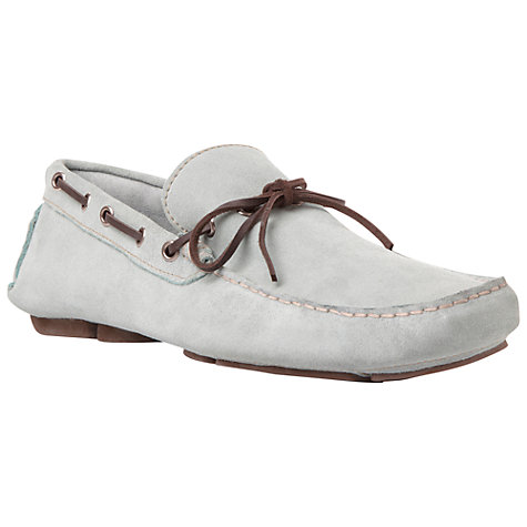 Buy Dune Beach Hut Suede Driver Loafers Online at johnlewis.com