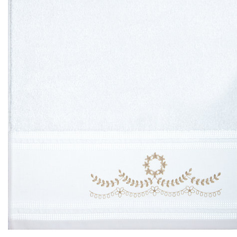 Buy John Lewis Flower Towels Online at johnlewis.com