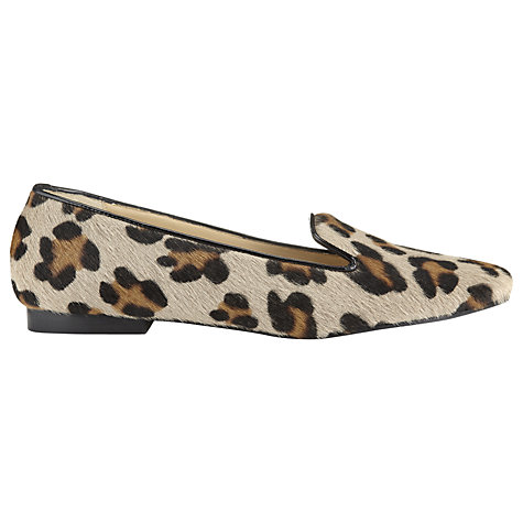 Buy Whistles Beau Square Toe Slipper Shoes Online at johnlewis.com
