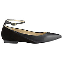 Buy Whistles Candice Ankle Strap Pumps Online at johnlewis.com