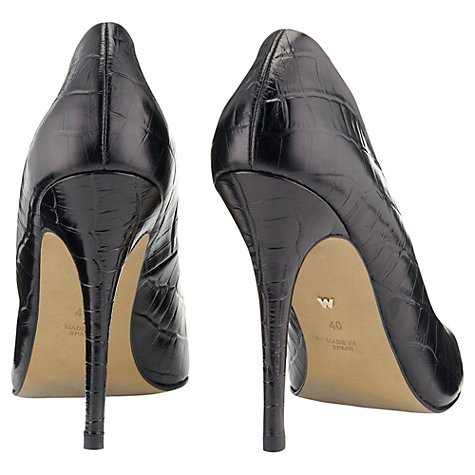 Buy Whistles French 75 Stiletto Heels Online at johnlewis.com