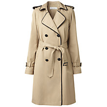 Buy Gérard Darel Trench Coat, Beige Online at johnlewis.com