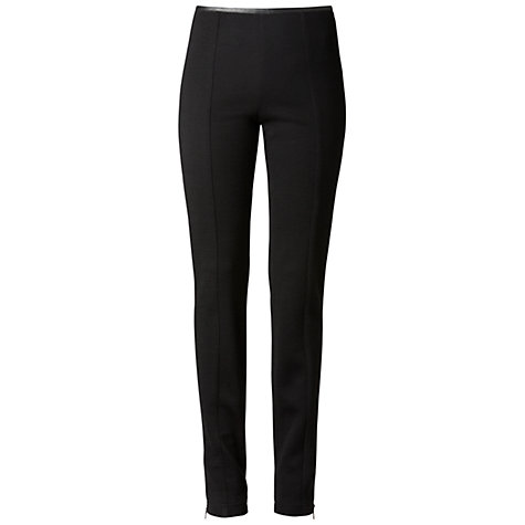 Buy Gérard Darel Wool Trousers, Black Online at johnlewis.com
