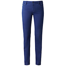 Buy Gérard Darel Slim Jeans, Blue Online at johnlewis.com