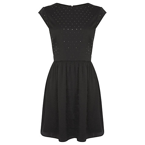 Buy Coast Mojito Dress, Black Online at johnlewis.com