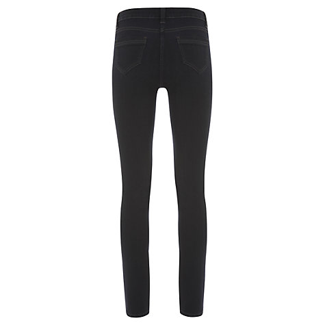 Buy Mint Velvet Lux Jeans, Blue Online at johnlewis.com