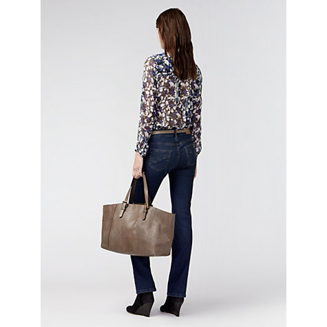 Buy Gérard Darel Straight Cut Jeans, Blue Online at johnlewis.com