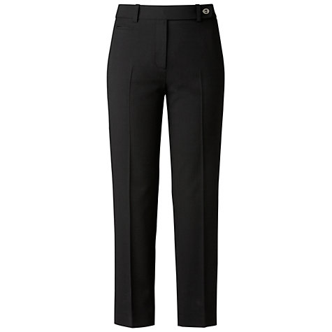 Buy Gérard Darel 7/8 Trousers, Black Online at johnlewis.com