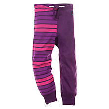 Buy Polarn O. Pyret Thermal Baby Leggings, Blackberry Online at johnlewis.com