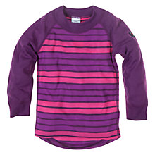 Buy Polarn O. Pyret Thermal Top, Blackberry Online at johnlewis.com
