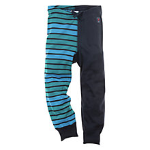 Buy Polarn O. Pyret Thermal Leggings, Navy Online at johnlewis.com