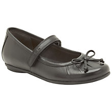 Buy Clarks Tasha Ally Shoes, Black Online at johnlewis.com