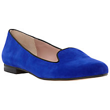 Buy Dune Limbo Suede Slipper Shoes Online at johnlewis.com